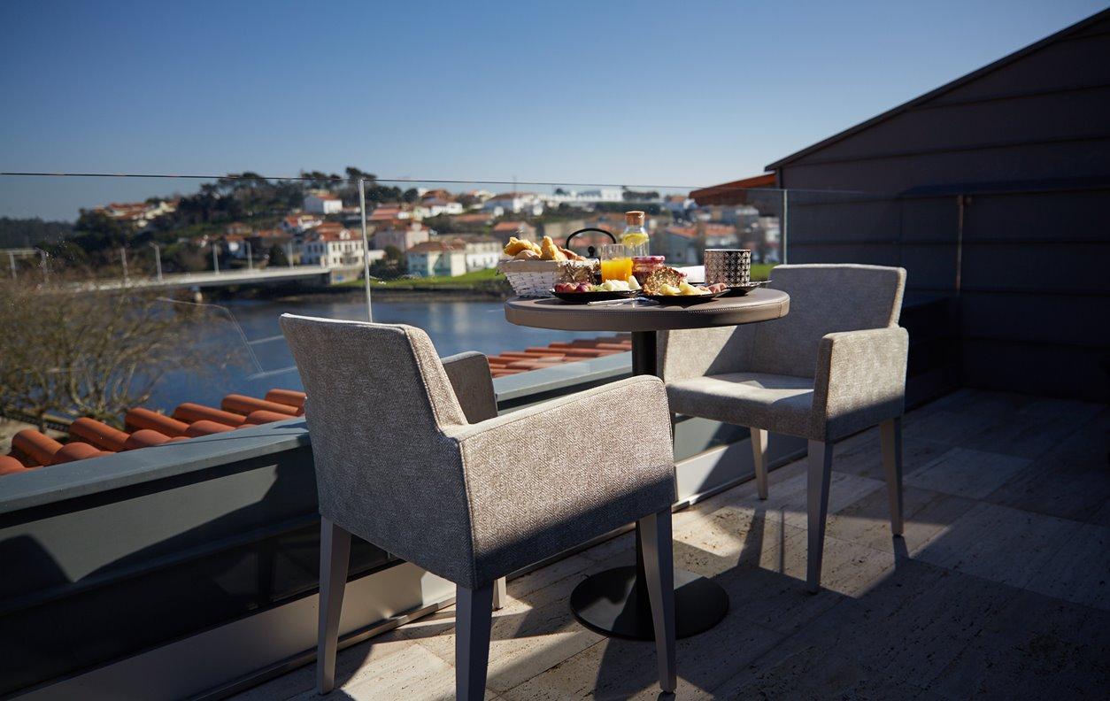 Casa Do Rio Charm Suites - Suite com Vista Rio