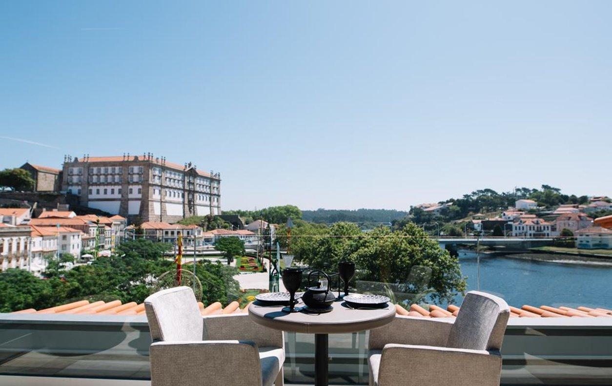 Casa Do Rio Charm Suites - Quarto duplo com Terraço