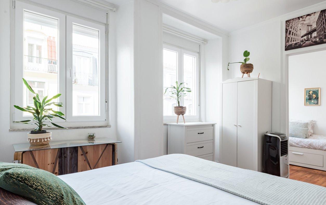 Apartamento  T4 renovado no Centro Histórico de Lisboa