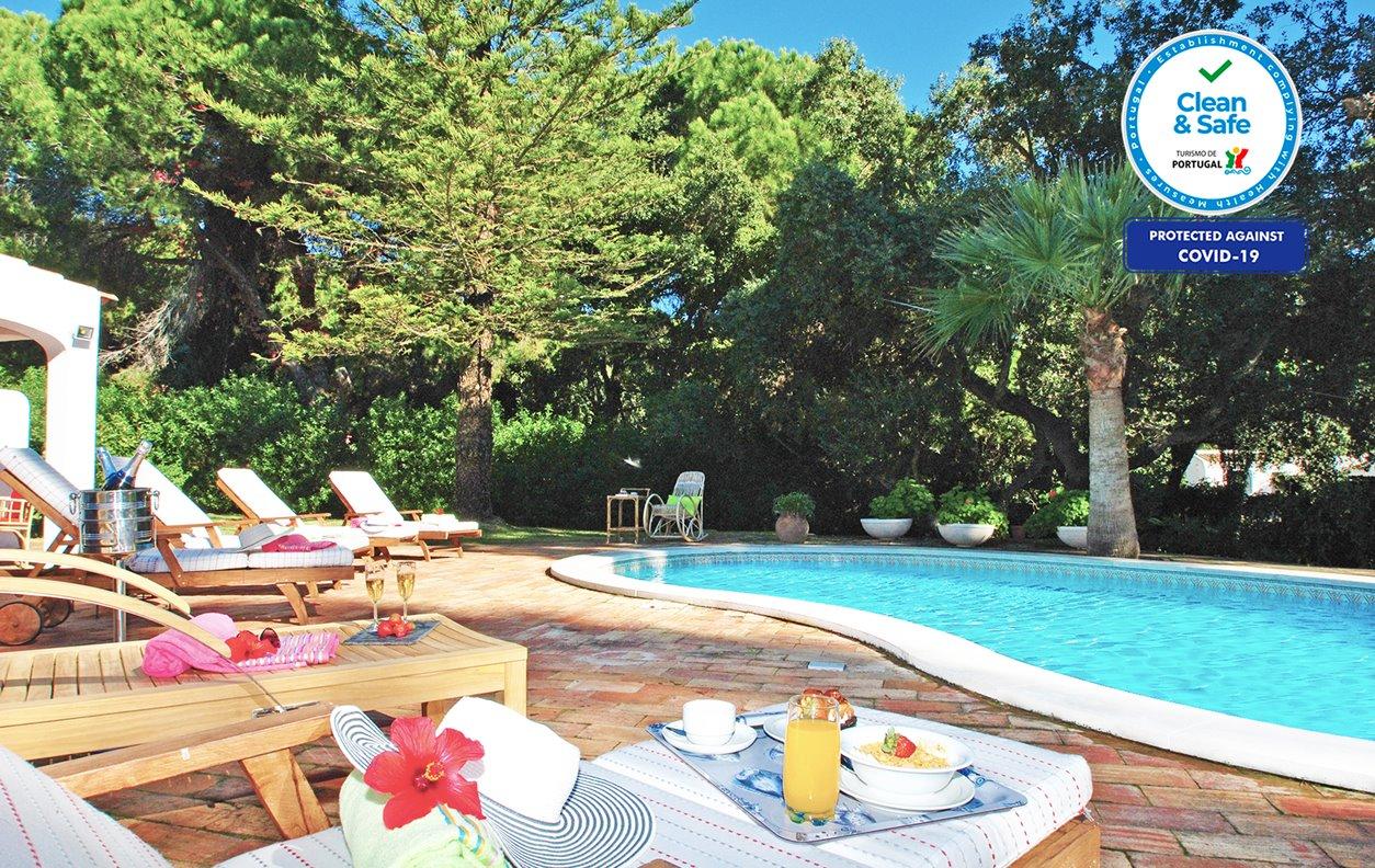 Morocco - Moradia T5 Albufeira, Piscina Privada, AC, Wifi, Barbecue