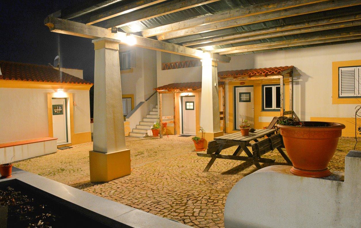 Casa de Campo com Piscina, Vista Montanha, A/C, BBQ e Wi-Fi - Próximo Parque de Esculturas de Marvao - 12868