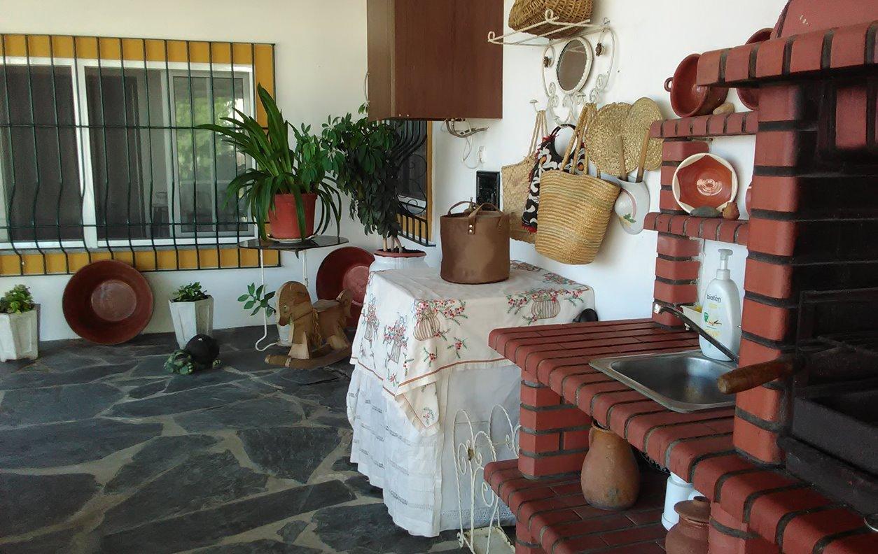 Casa de Férias com Vista Montanha, Jardim, BBQ e Wi-Fi - Próxima do Grande Lago Alqueva - 12900
