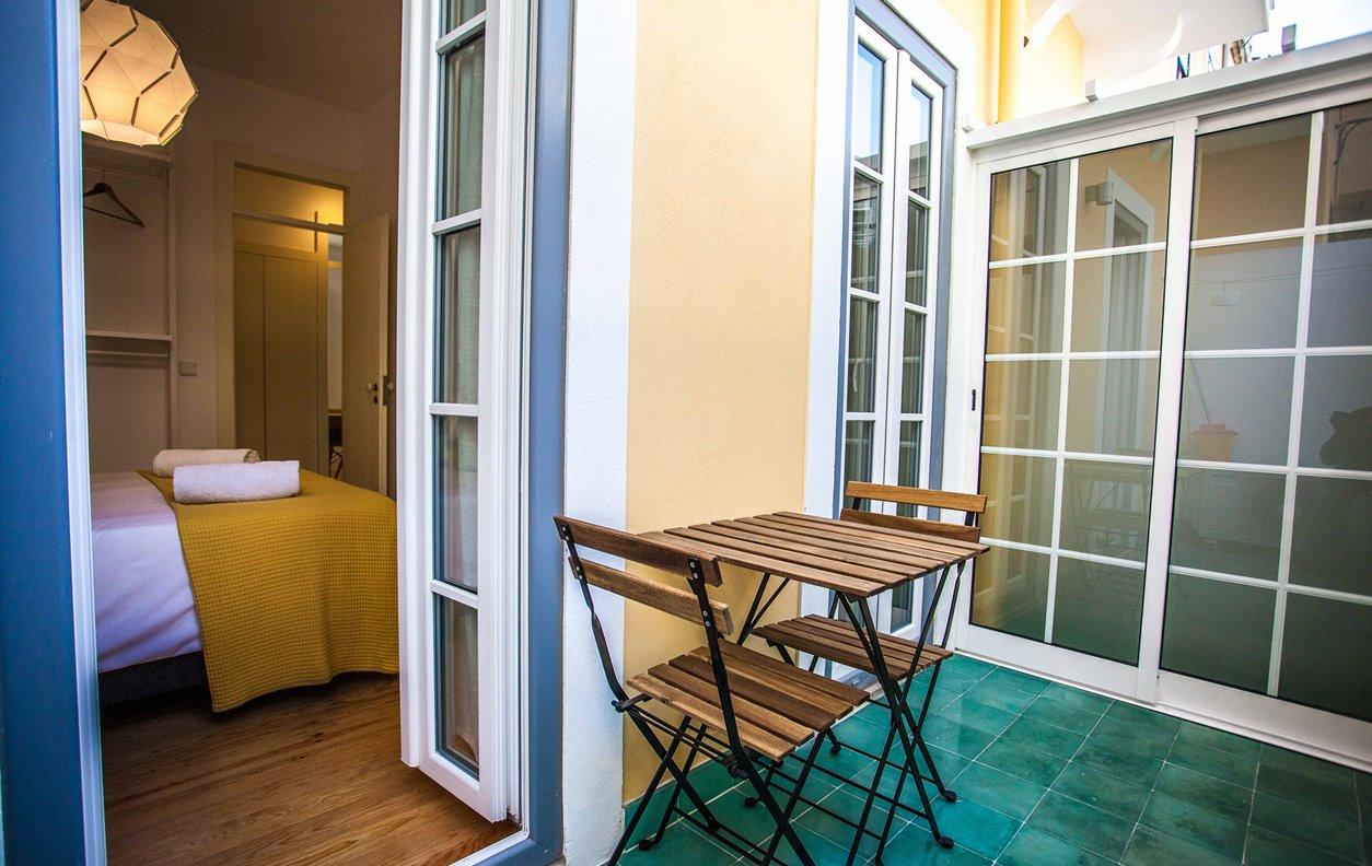 Apartamento de Férias no Centro da Cidade com A/C e Wi-Fi - Próximo Amoreiras 360º Panoramic View - 12901