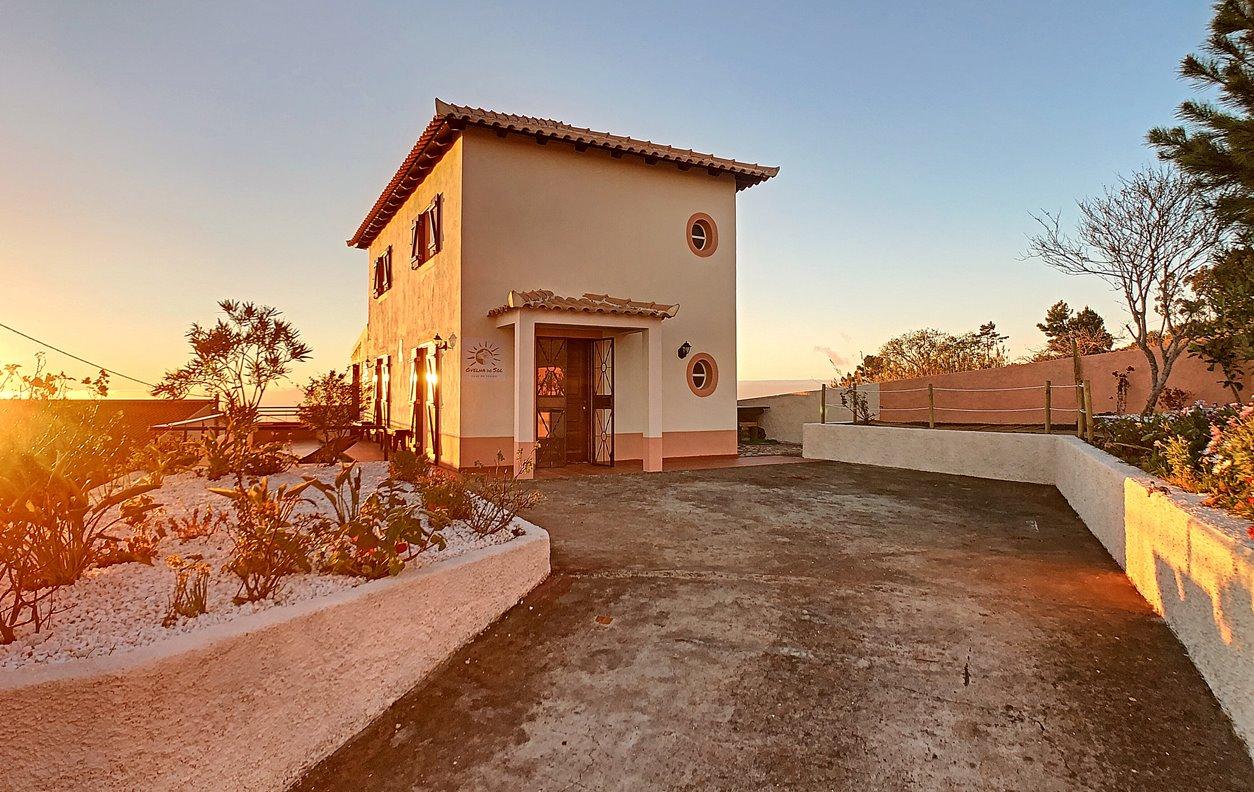 Casa de Férias com Jardim e Wi-Fi - Próximo  Miradouro da Fajã da Ovelha - 12923