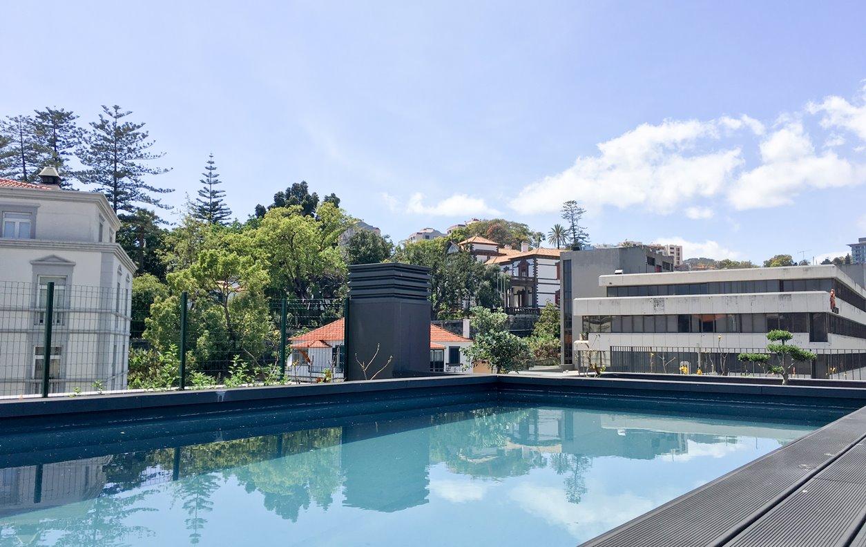 Casa de Férias com Piscina Aquecível, A/C e Wi-Fi - Próximo Museu Cristiano Ronaldo - 12976