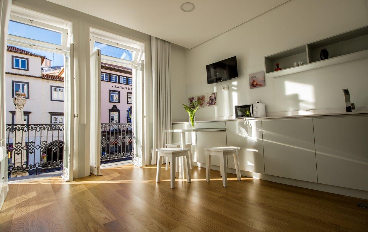 Apartamento de Férias no Centro da Cidade com A/C e Wi - Fi - Próximo Sé Catedral do Funchal - 13000