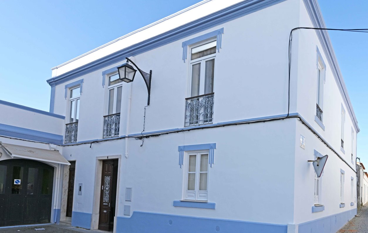 Apartamento de Férias com Terraço, Sustentável, A/C, BBQ e Wi-Fi - Próximo Castelo de Portel - 13029