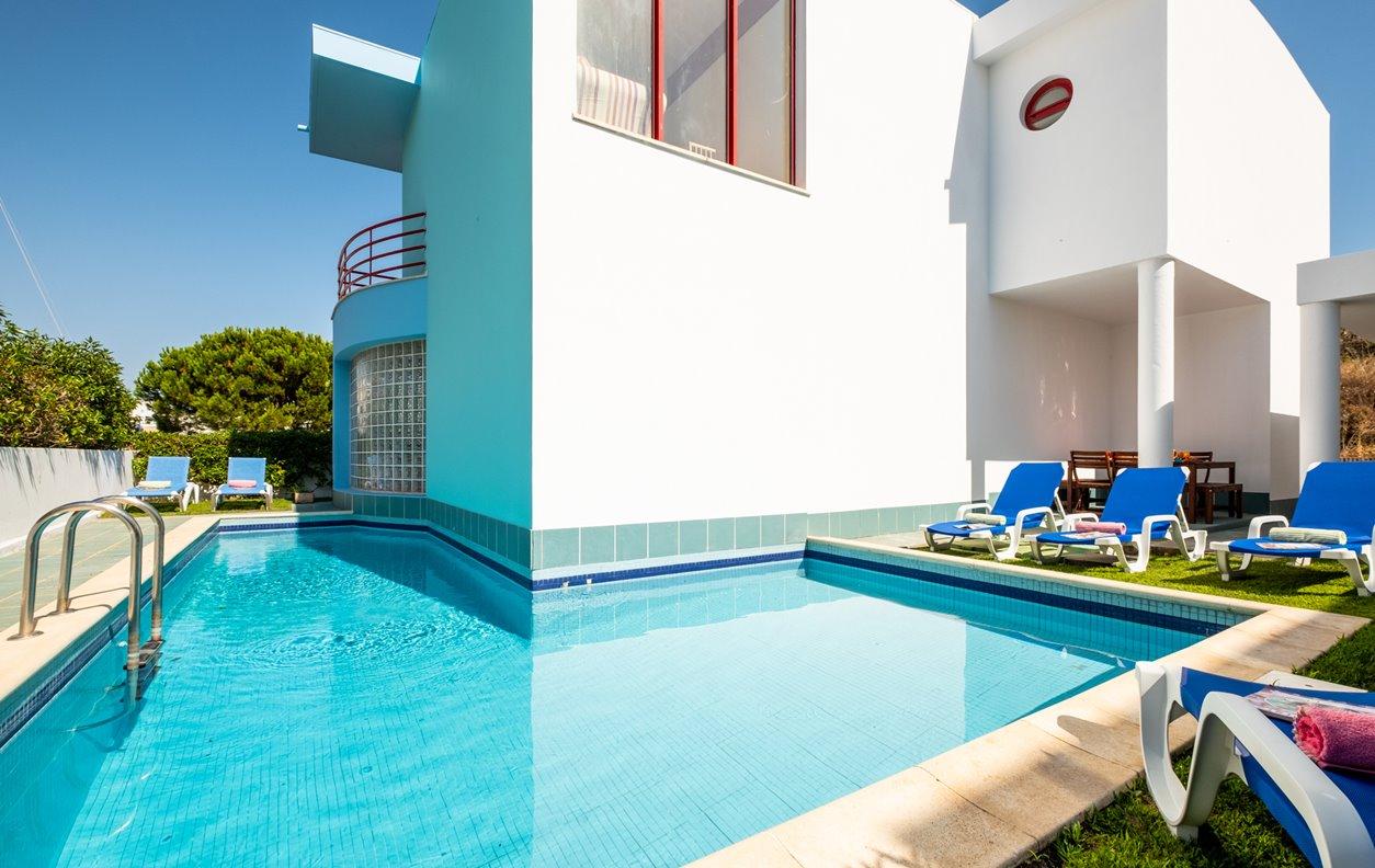 Villa Marina - Vivenda de Férias com Piscina, Jardim, A/C, BBQ e Wi-Fi - 13036