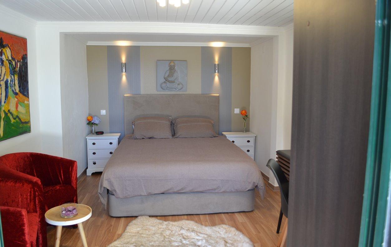 Suite em Casa de Férias com Vista Montanha, Jardim, BBQ e Wi-Fi & Breakfast- Próximo Miradouro Boaventura - 13115