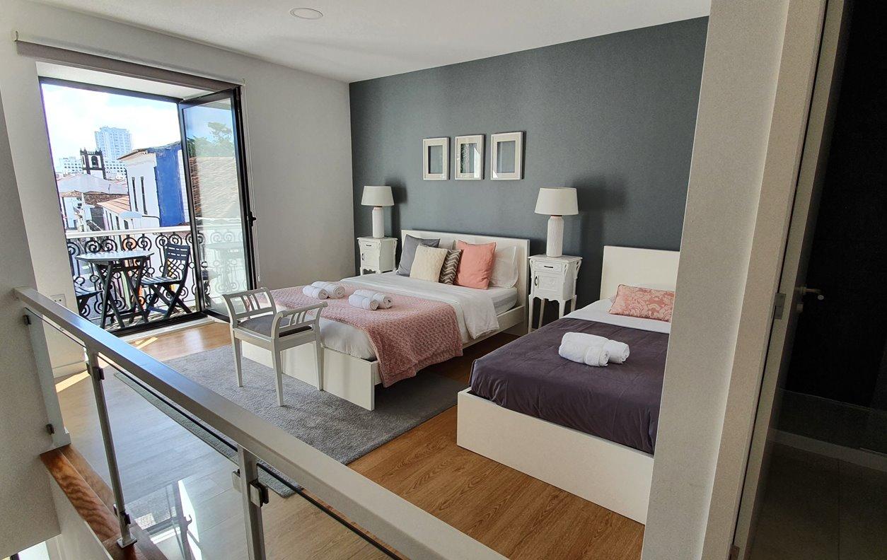 Apartamento de Férias com Aquecimento Central, A/C e Wi-Fi A 200m da Torre Sineira - 13135