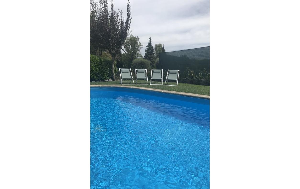 Casa de Férias com Piscina, Jardim, AQ. Central e Wi-Fi - A 2km da Cidade de Fafe- 13144