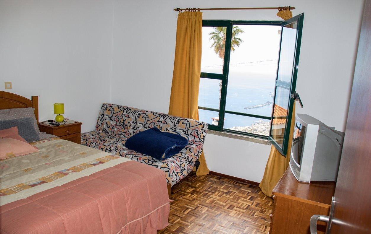Casa de Férias com Vista Mar, Jardim e Wi - Fi - Próximo Palheiro Golfe - 1417