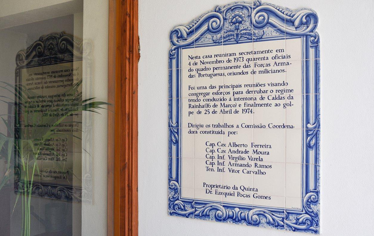 Quinta de Rio Alcaide - Casa dos Capitães