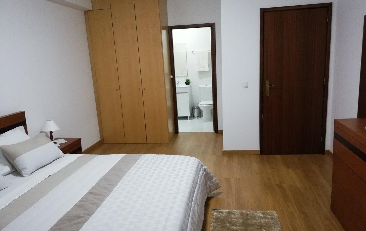 Apartamento de Férias com Vista Montanha, AQ.Central, Lareira e Wi-Fi - Próximo Praia Fluvial de Melheira - 2056