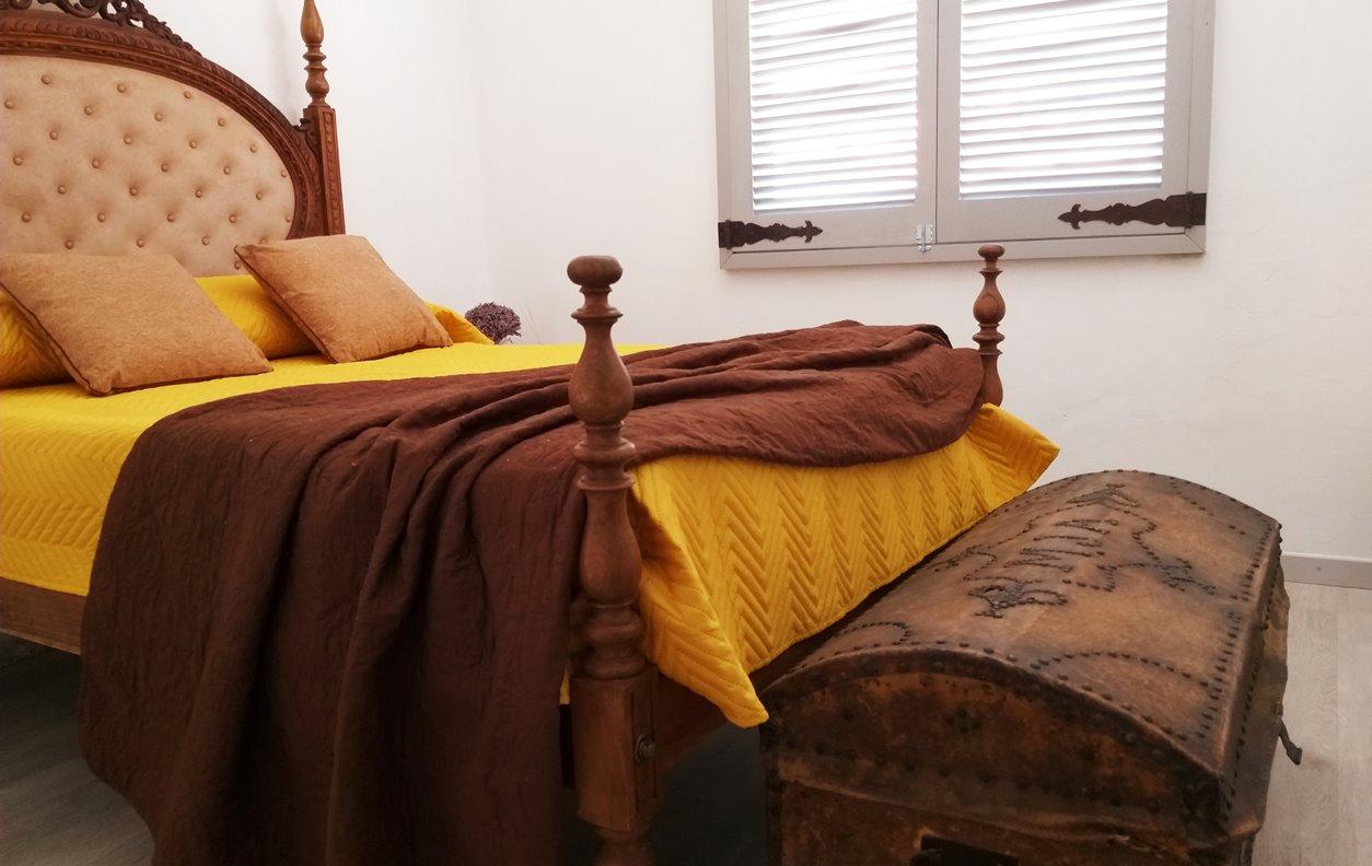 Casa Rústica de Férias com Vista Montanha, A/C e Wi-Fi - Próximo Capela de Santa Maria Madalena - 2055