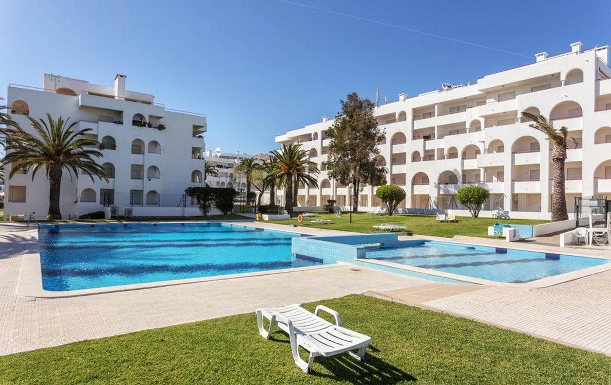 Apartamento T2 Praia Senhora da Rocha Algarve